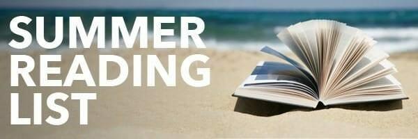 2018 Summer Reading List