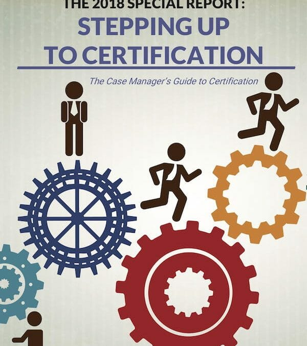 stepping up to certification