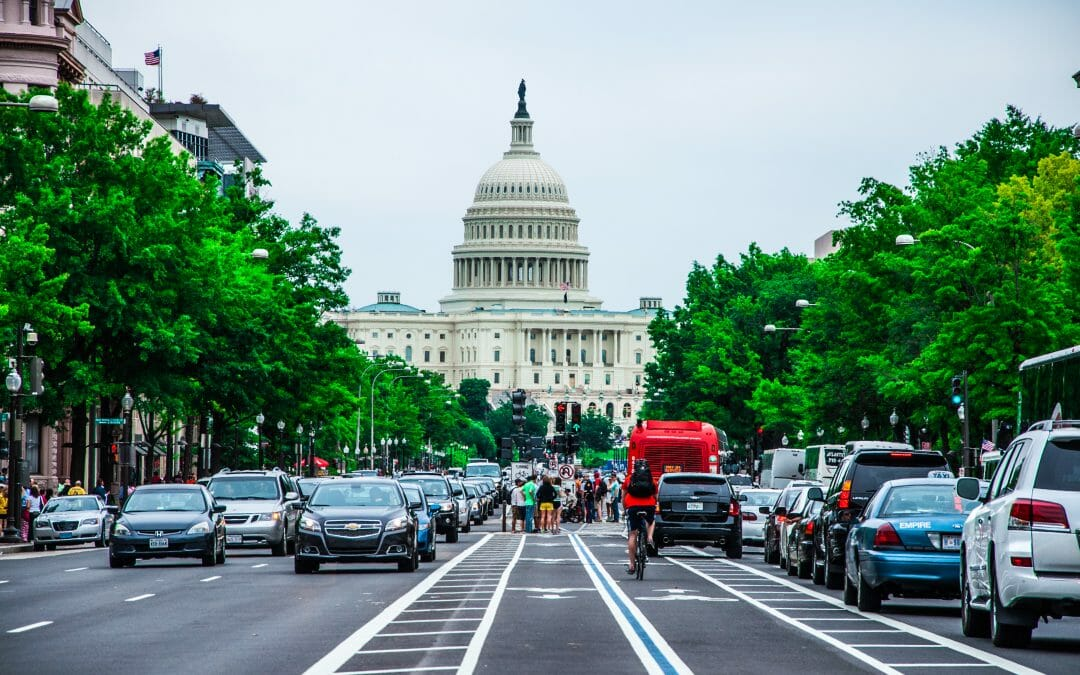 A View into a Visit to Capitol Hill: Advocating for the National Nurse Act 2019