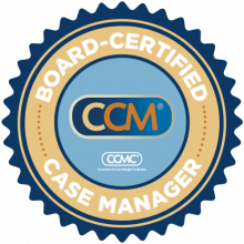 CCMC Board Certified Badge