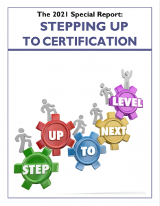 Stepping up to Certification (updated 2021)