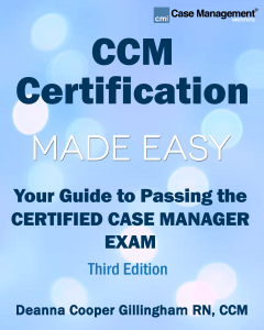 "CCM Certification Made Easy ""3rd Edition"""