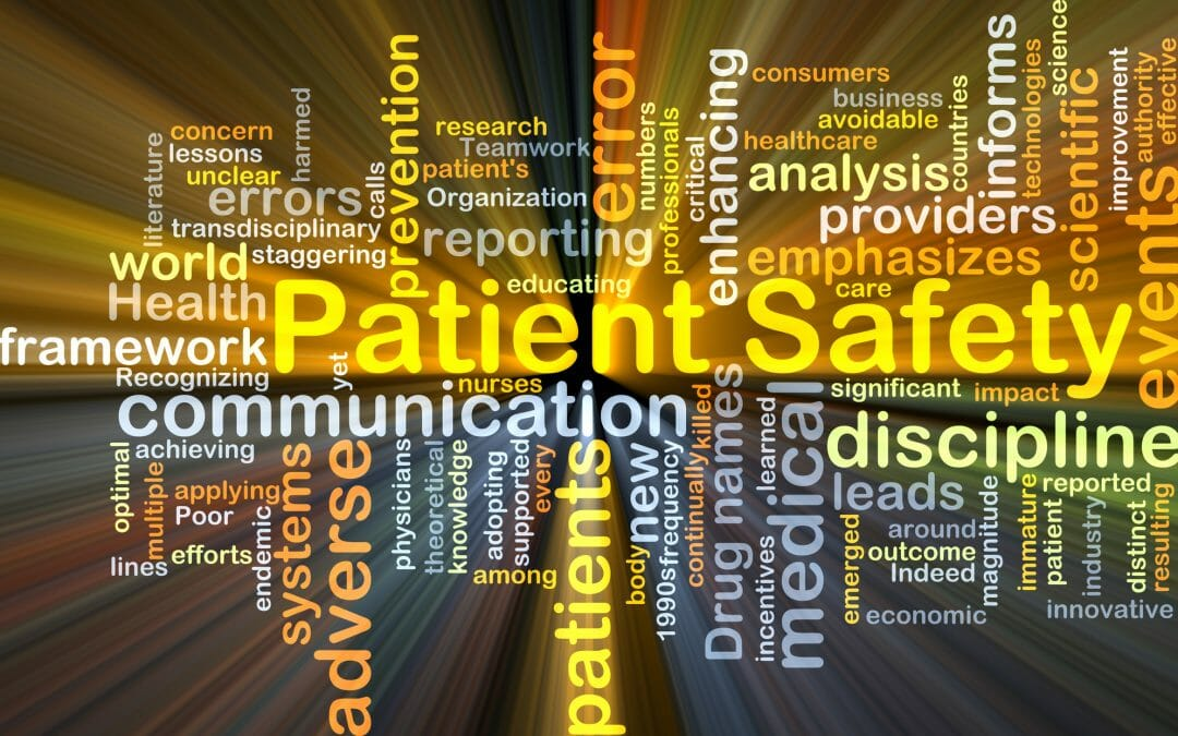 We are all Responsible for Patient Safety